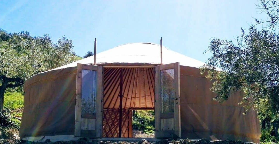 Yurt (4p)